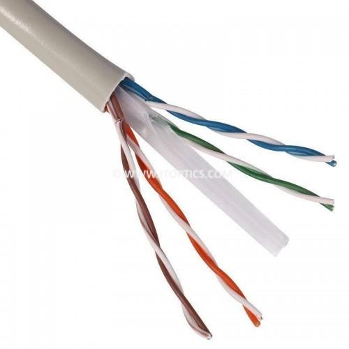 cat6 4 pair utp 23awg pvc bulk cable. Black Bedroom Furniture Sets. Home Design Ideas