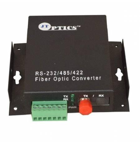 Serial data to optical fiber converter sm 20km - pair