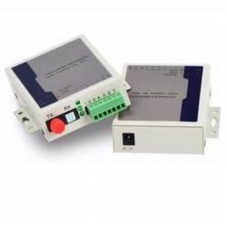 Rs485 Serial Data Transmitter and Receiver Over Single Mode Optical Fiber Upto 20Km, SM, Sc, 1310nm, 20km Pair