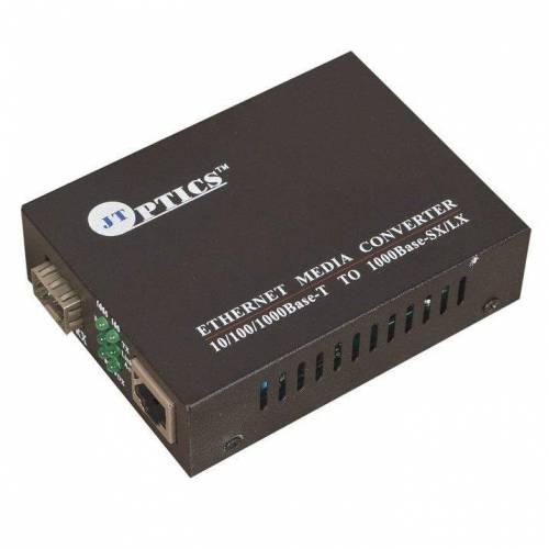 Sfp Based Ethernet Media Converter Without SFP Module Unmanaged JTFMC2SF22EU Ethernet Converter