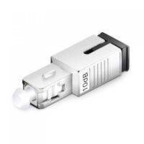 10db optical attenuator sc upc male to female for single mode
