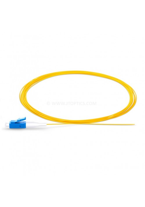 LC PC OS2 SM SX TIGHT BUFFER OPTICAL PIGTAIL