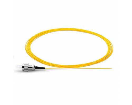 Fc upc single mode optical fiber pigtail tight buffer 900 micron or fc upc ofc pigtail sm sx