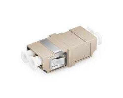 Lc pc lc pc multimode duplex fiber optical adaptor coupler