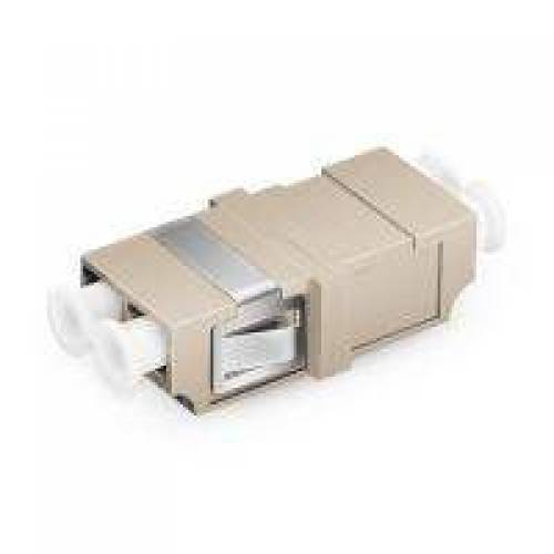 Lc pc lc pc multimode duplex fiber optical adaptor