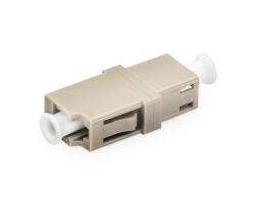 Lc pc lc pc multimode simplex fiber optical adaptor coupler