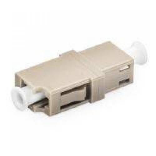 Lc pc lc pc multimode simplex fiber optical adaptor