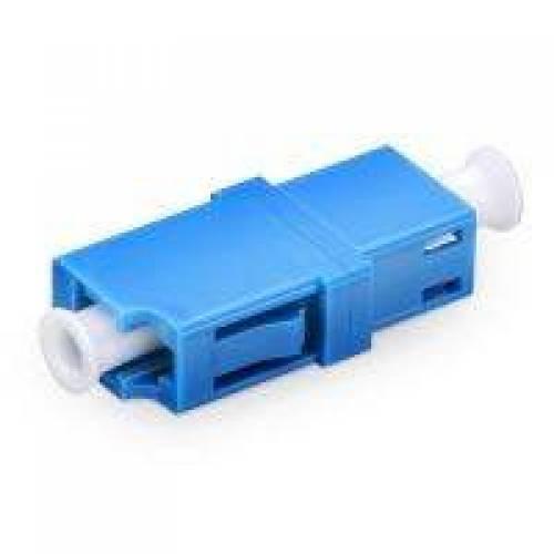 Lc Lc Single Mode Simplex Fiber Optical Adaptor, Lc Sm Sx Coupler JTADLCLCSXSMCP Adaptor