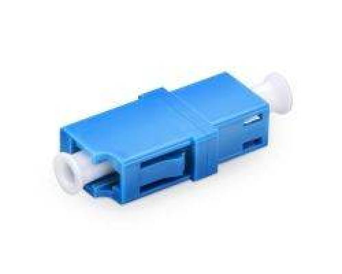 Lc pc lc pc single mode simplex fiber optical adaptor