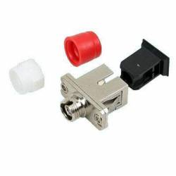 Sc pc fc pc single mode simplex optical fiber adaptor coupler