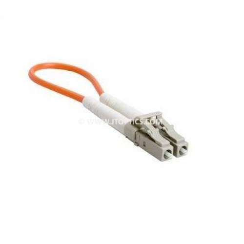 LC multimode loopback cable