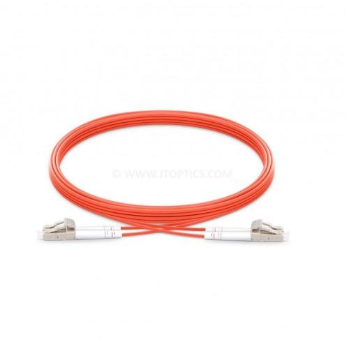 LC UPC LC UPC  MULTIMODE OM1 DUPLEX PVC PREMIUM PATCH CABLE