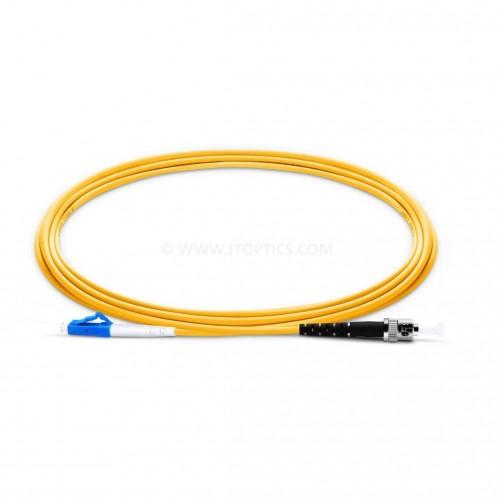 St upc lc upc single mode simplex lszh 2mm premium patch cable or st pc lc pc sm sx ofc patch cord