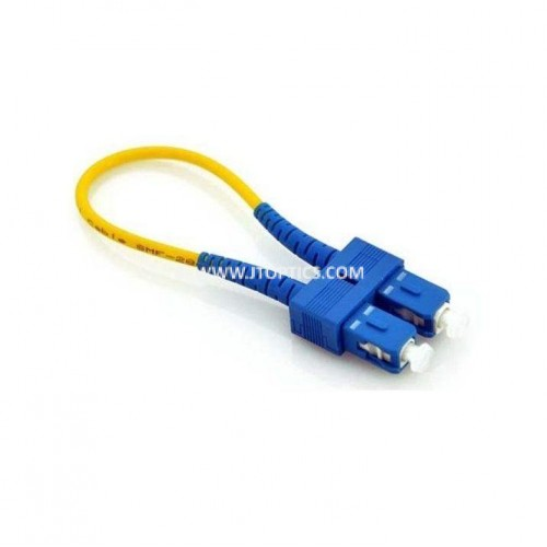 SC single mode loopback cable