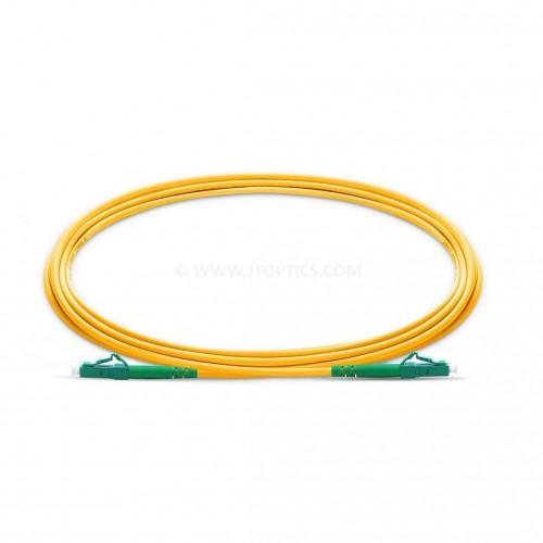 Lc apc lc apc single mode simplex lszh 2mm patch cable or lc apc lc apc sm sx ofc patch cord