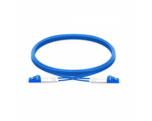 Lc upc lc upc single mode duplex armored patch cable or lc pc lc pc sm dx ofc armored patch cord