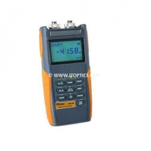 Optical insertion lossreturn loss meter