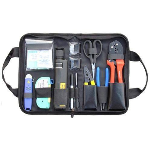Standard fiber optic tool kit